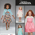 Simplicity Patterns Us8025Aa-Simplicity Toddlers\u0027 And Child\u0027S Project Runway Dresses-1/2-1-2-3