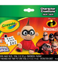 Crayola Model Magic Character Creations Kit-Incredibles 2