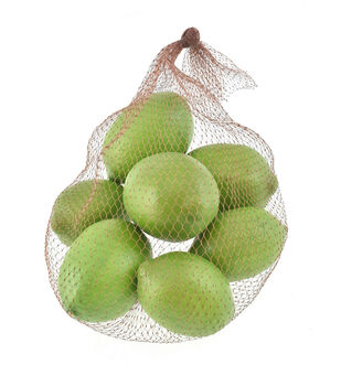 Fresh Picked Spring Limes in Mesh Bag