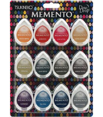 Memento Dew Drop 12/Pk Snow Cones-