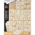 Ciao Bella Double-Sided Paper Pack 90lb A4 10/Pkg-Romantic Time