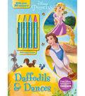 Parragon Disney Princess Daffodils & Dances Activity Book