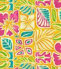 Tommy Bahama Lightweight Decor Fabric-Sun Blocks/Sunsplash
