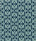 Home Decor 8\u0022x8\u0022 Fabric Swatch-Covington Labyrinth 594 Admiral