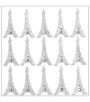 Jolee's Mini Repeats Stickers-Eiffel Tower, , hi-res