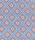 Keepsake Calico Cotton Fabric 43\u0022-Julie Vine Diamond