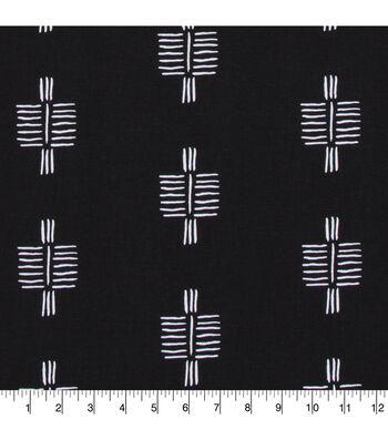 Nate Berkus Multi-Purpose Decor Fabric 54''-Onyx San Cristo Paramount