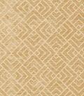Home Decor 8\u0022x8\u0022 Swatch Fabric-IMAN Home Tambal Lattice Desert Sand