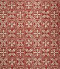 Home Decor 8\u0022x8\u0022 Fabric Swatch-Bella Dura Prom Poppy