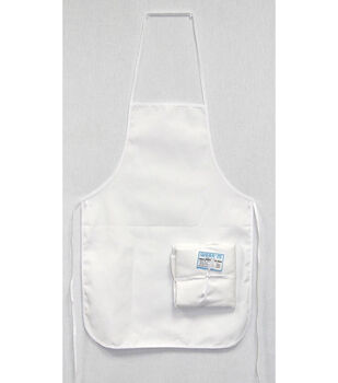 Adult Apron Value Pack White
