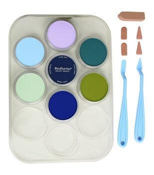 PanPastel Ultra Soft Artist Pastel Set 9ml 7/Pkg-Flower Coloring