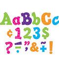 Multi Bright Sassy Solids 5\u0022 Letters