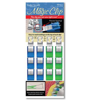 Big Magic Clip Large 12pc