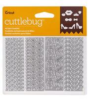 Cricut Cuttlebug Pack of 4 Confetti Dies-All Girl, , hi-res