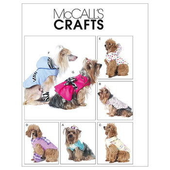 McCall's Crafts Pets-M6218