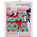 Vervaco Dress Your Doll Making Couture Outfit Set-Cecily Strawberry