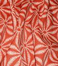 Tommy Bahama Outdoor Fabric 13x13\u0022 Swatch-Star Batik Tiger Lily