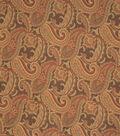 Home Decor 8\u0022x8\u0022 Fabric Swatch-Upholstery Fabric Eaton Square Jingle Clay
