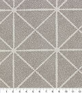 Home Essentials Lightweight Decor Fabric 45\u0027\u0027-Gray Paytah