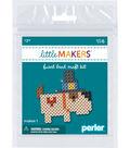 Little Maker\u0027s Fused Bead Craft Kit-Pilgrim Dog