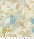 Waverly Multi-Purpose Decor Fabric 54\u0027\u0027-Mineral Leaf Storm