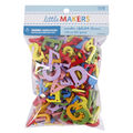 Little Makers 1.76 oz. Wooden Alphabet Charms