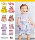 Simplicity Patterns Us1141A-Simplcity Misses& Plus Size Amazing Fit Dress In Knit-Xxs-Xs-S-M-L