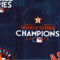 Houston Astros World Series Fleece Fabric