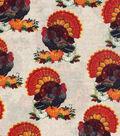 Harvest Cotton Fabric 43\u0022-Traditional Turkey