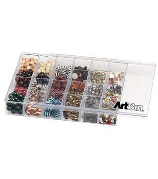 ArtBin Slide 'n Store Sliding Lid Compartment Box