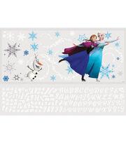 York Wallcoverings Peel & Stick Wall Decal-Frozen Custom Headboard, , hi-res