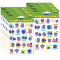 Grape Scented Stickers 12 Packs