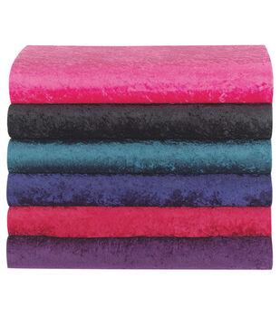 Glitterbug Crushed Panne Velvet Fabric