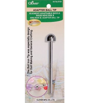 Clover Mini Iron II Ball Adapter Tip