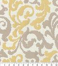 Kelly Ripa Home Multi-Purpose Decor Fabric 58\u0022-Graceful Curves Sundance
