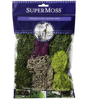 SuperMoss 2 oz. Preserved Moss Mix Bag