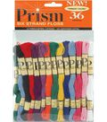 Prism Craft Thread-Primary/36 Skeins