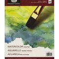 essentials(TM) Watercolor Artist Paper Pad 9\u0022X12\u0022-25 Sheets