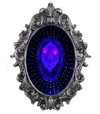 Maker's Halloween Animated Mirror