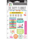 The Happy Planner Stickers-TGIF