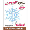 CottageCutz Elites Die Crystal Flurry Snowflake