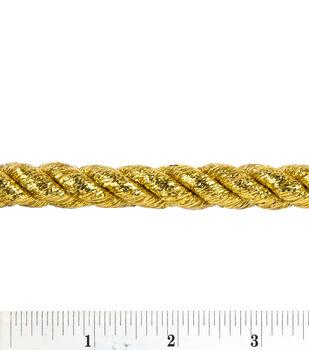 Jumbo Metallic Twisted Cord