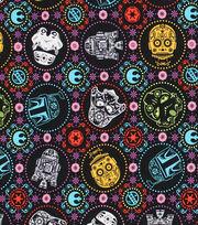 Star Wars Cotton Fabric -Sugar Skulls, , hi-res