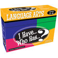 Teacher Created Resources I Have, Who Has Language Arts Game, Grade 5-6
