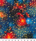 Novelty Cotton Fabric-Stargazers Stars