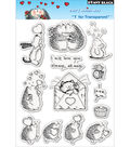 Penny Black Clear Stamps 5\u0022X7.5\u0022 Sheet-Every Which Way