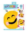 Makit & Bakit Sew Cute Suncatcher Kit-Blushing Smile