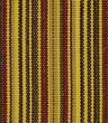 Home Decor 8\u0022x8\u0022 Fabric Swatch-Robert Allen Bristol Stripe Acorn Fabric
