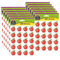 Teacher Created Resources Apples Stickers 12 Packs