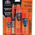 Elmer\u0027s Scrapbook Glue Set-4 Pack